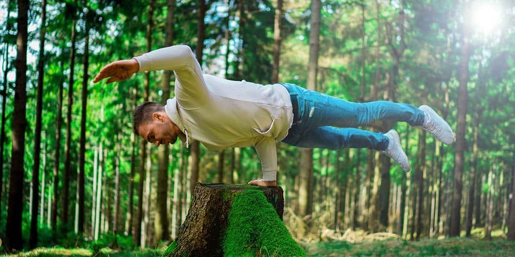 Andreas Bind Andiletics Handstand Weltrekord