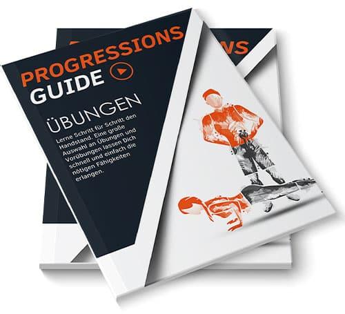Überwinde die Schwerkraft mit dem Progressions Guide der Gravity Academy