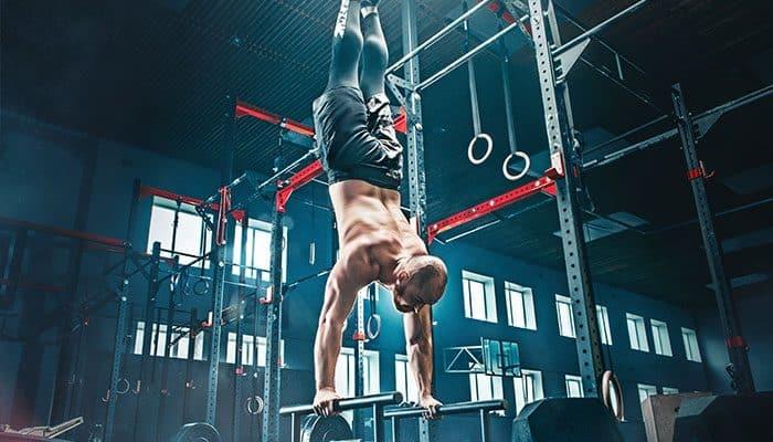 Muskeln aufbauen ohen Geräte mit Freeletics!